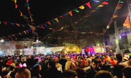 Karnawał w Mohos –  techno, tłumy i Dionizos