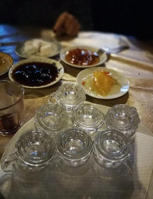 Jedzenie- grecki sposób na nudę