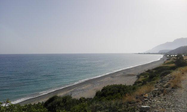 Plaża Kamboula